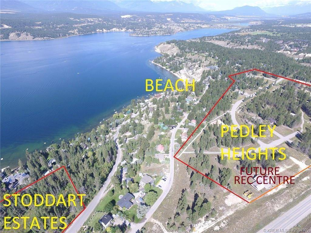 Residential property for sale at Lot 57 Pedley Heights  Unit 57 Windermere British Columbia - MLS: 2451126