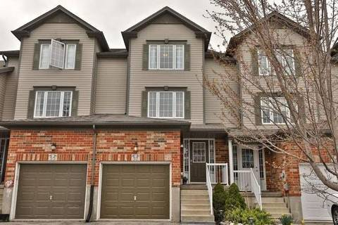 Townhouse for sale at 57 Madeleine St Kitchener Ontario - MLS: X4454522