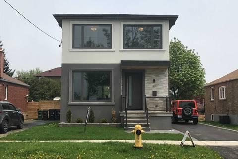 House for sale at 57 Marsh Rd Toronto Ontario - MLS: E4415371