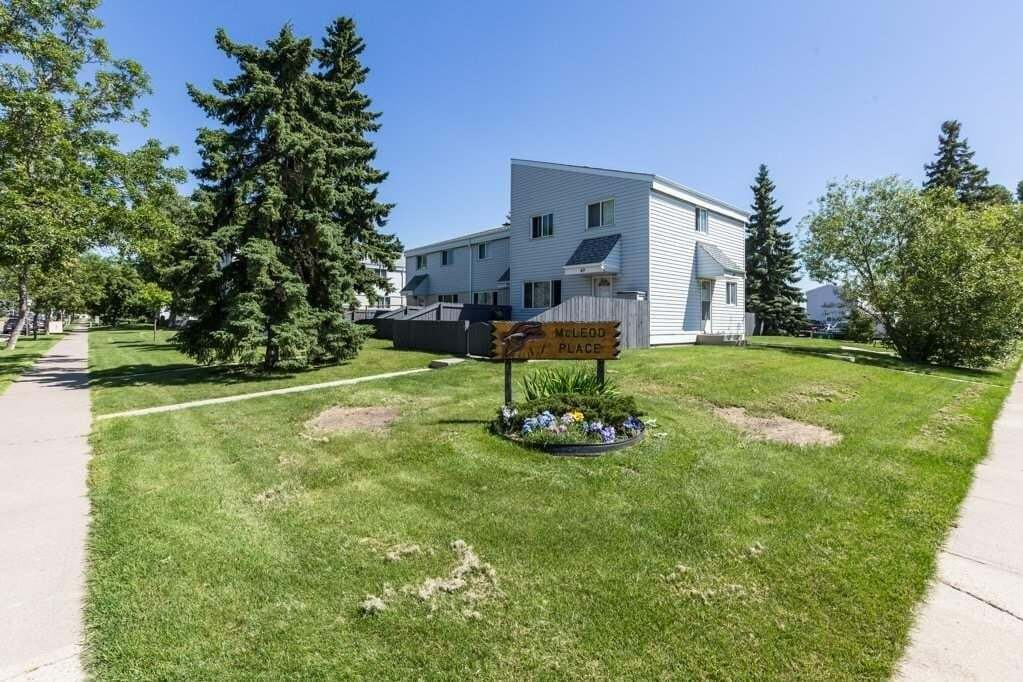 Townhouse for sale at 57 Mcleod Pl NW Edmonton Alberta - MLS: E4208045