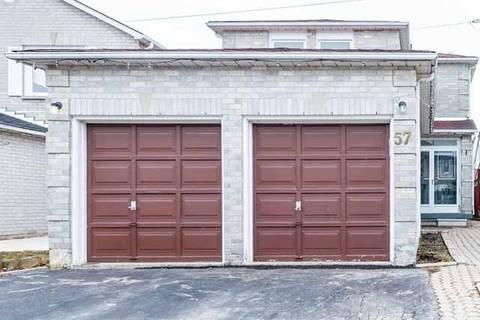 House for sale at 57 Meadowlark Dr Brampton Ontario - MLS: W4719030