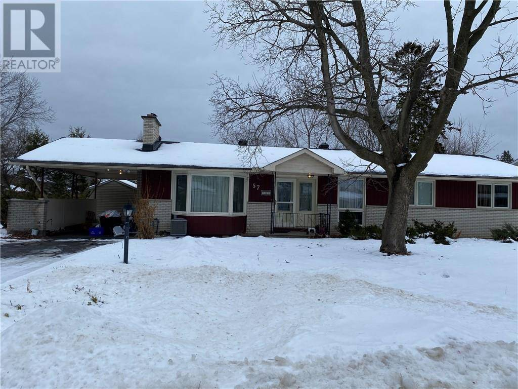 House for rent at 57 Millford Ave Ottawa Ontario - MLS: 1179169