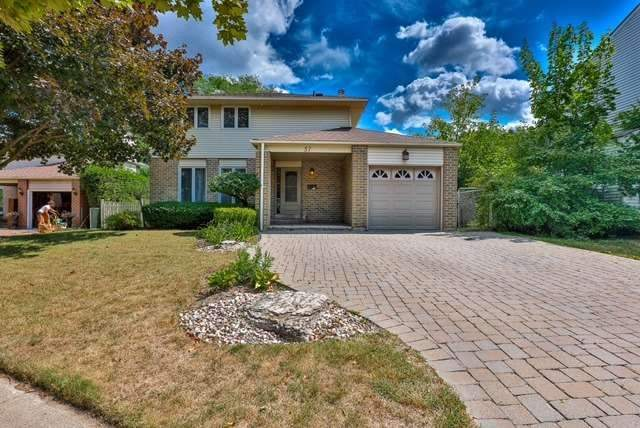 Removed: 57 Nisbet Drive, Aurora, ON - Removed on 2018-06-29 15:21:31