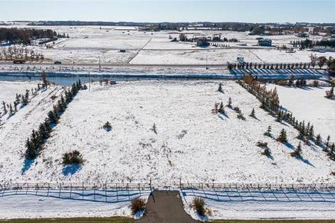 Residential property for sale at 57 Norris Coulee Tr Rural Foothills County Alberta - MLS: C4272790