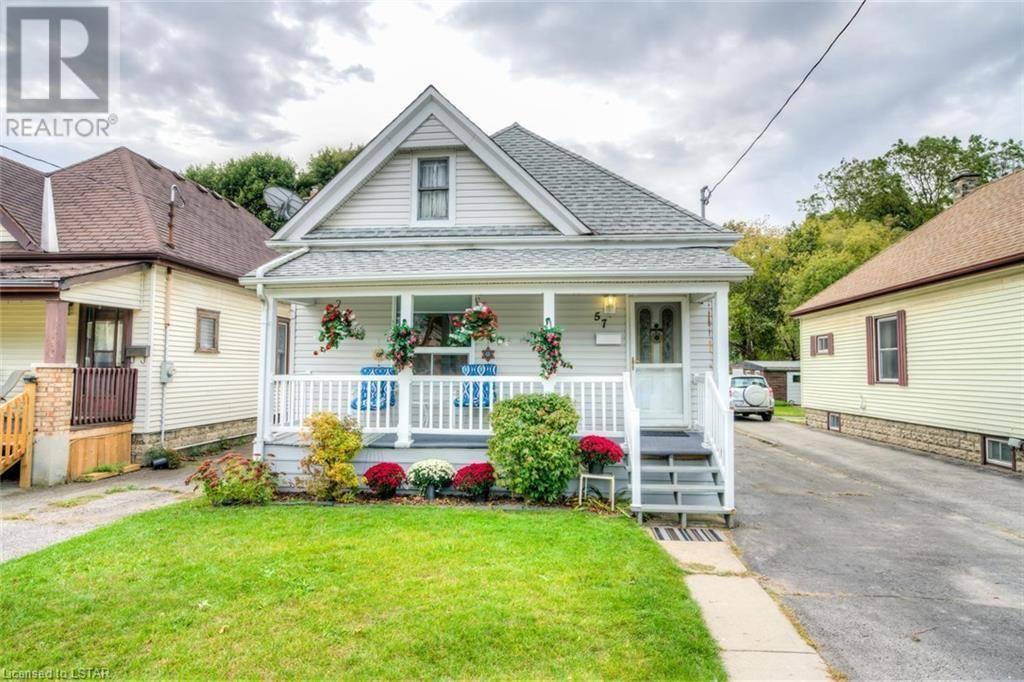 House for sale at 57 Oak St London Ontario - MLS: 228038