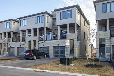 Townhouse for sale at 57 Pallock Hill Wy Whitby Ontario - MLS: E4731436