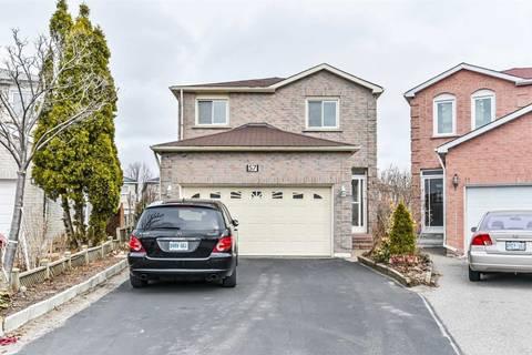 House for sale at 57 Pettigrew Ct Markham Ontario - MLS: N4722147
