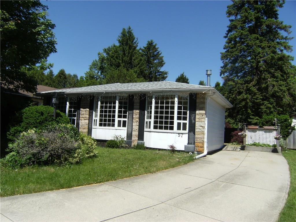 Removed: 57 Pleasant Avenue West, Dundas, ON - Removed on 2018-08-16 08:39:17