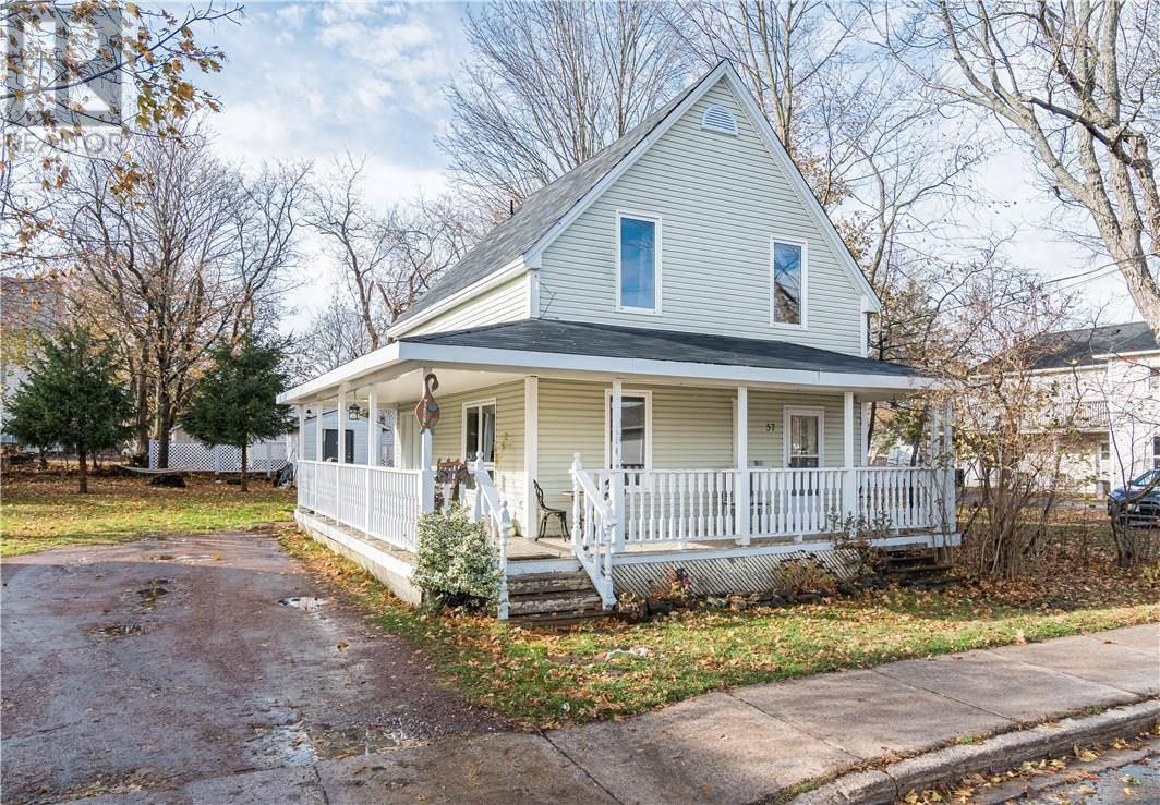 House for sale at 57 Pleasant St Shediac New Brunswick - MLS: M126368