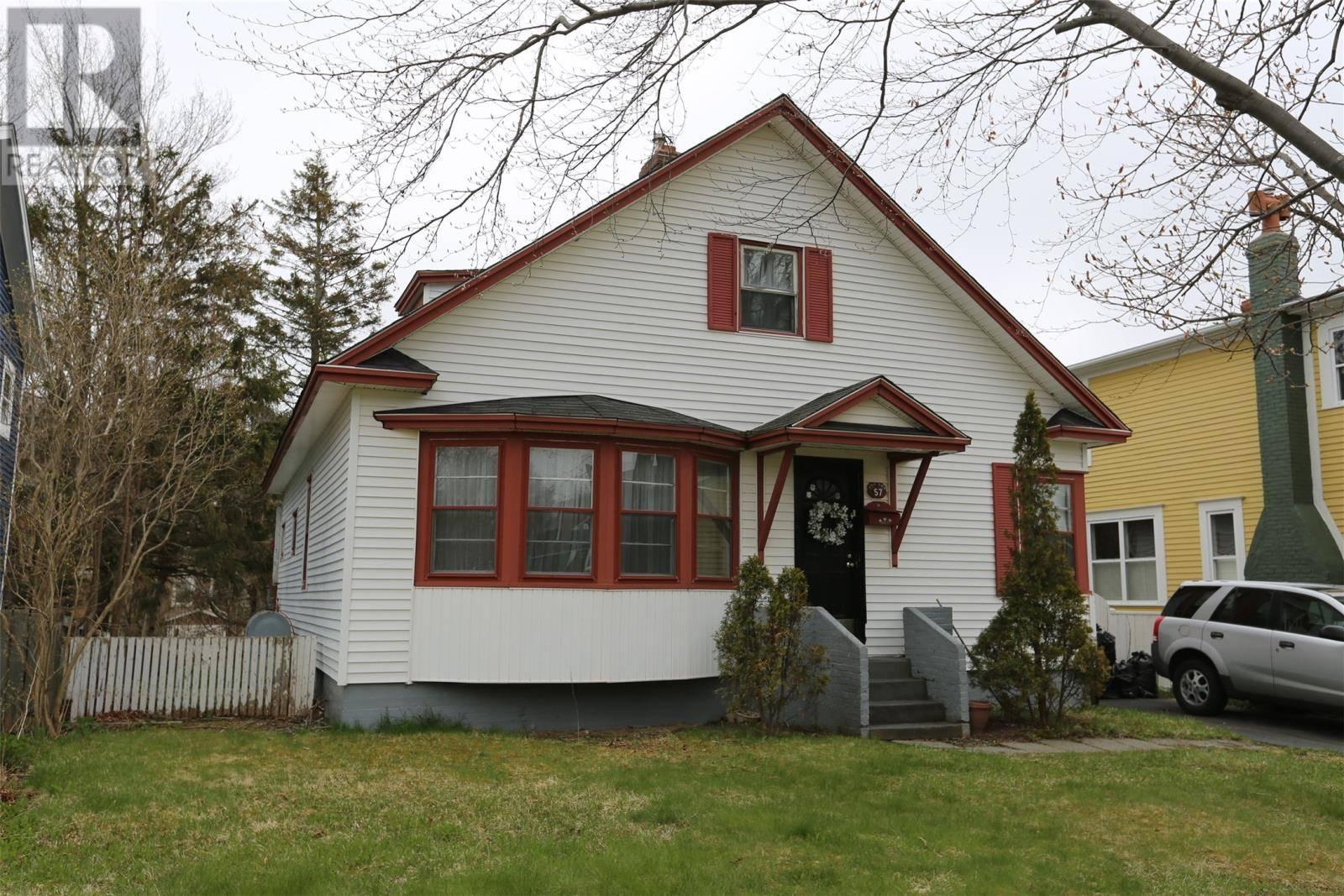 House for sale at 57 Poplar Ave St. John's Newfoundland - MLS: 1200561