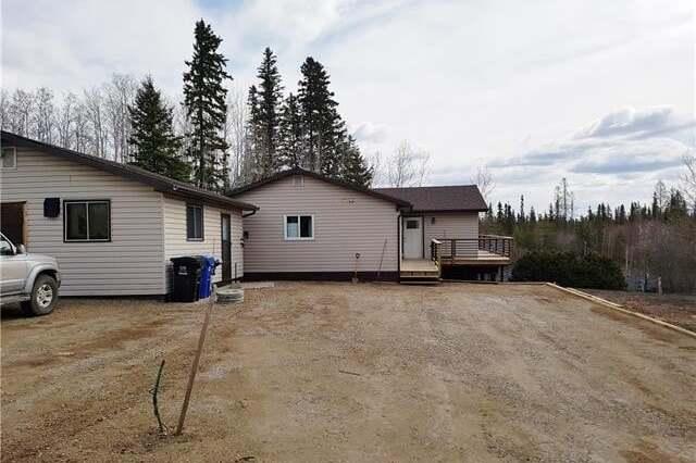 House for sale at 57 Poplar Cres Gregoire Lake Estates Alberta - MLS: FM0193456
