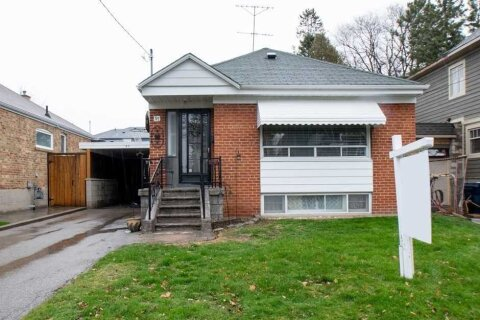 House for sale at 57 Presley Ave Toronto Ontario - MLS: E5053074