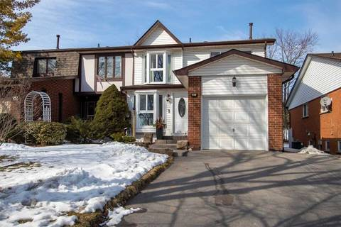 Townhouse for sale at 57 Renfield Cres Whitby Ontario - MLS: E4699997