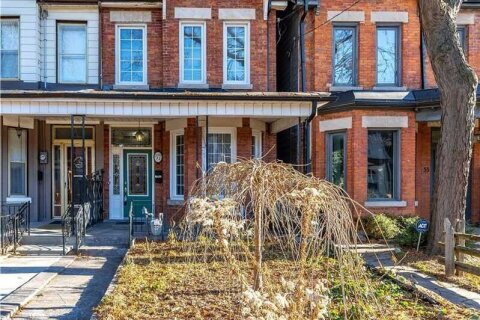 Townhouse for rent at 57 Robert St Toronto Ontario - MLS: C4969935