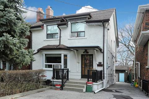 House for sale at 57 Robina Ave Toronto Ontario - MLS: C4412155