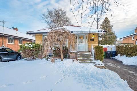 House for sale at 57 Rochman Blvd Toronto Ontario - MLS: E4677256