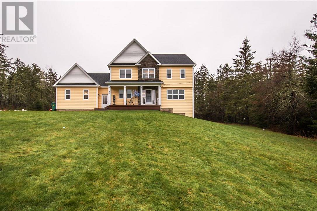 House for sale at 57 Rodeo Way  Lutes Mountain New Brunswick - MLS: M126649