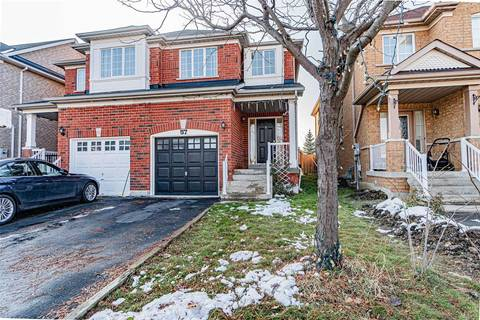 Townhouse for sale at 57 Rotunda St Brampton Ontario - MLS: W4639349