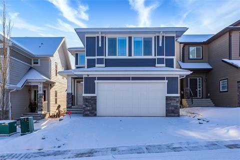 House for sale at 57 Sage Bluff Blvd Northwest Calgary Alberta - MLS: C4280015