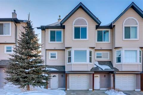 Townhouse for sale at 57 Sandarac Wy Northwest Calgary Alberta - MLS: C4232111