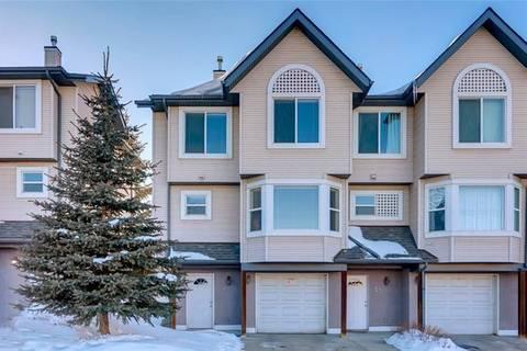 Townhouse for sale at 57 Sandarac Wy Northwest Calgary Alberta - MLS: C4265921