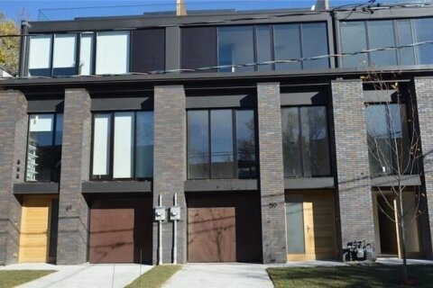 Townhouse for rent at 57 Saulter St Toronto Ontario - MLS: E5003840