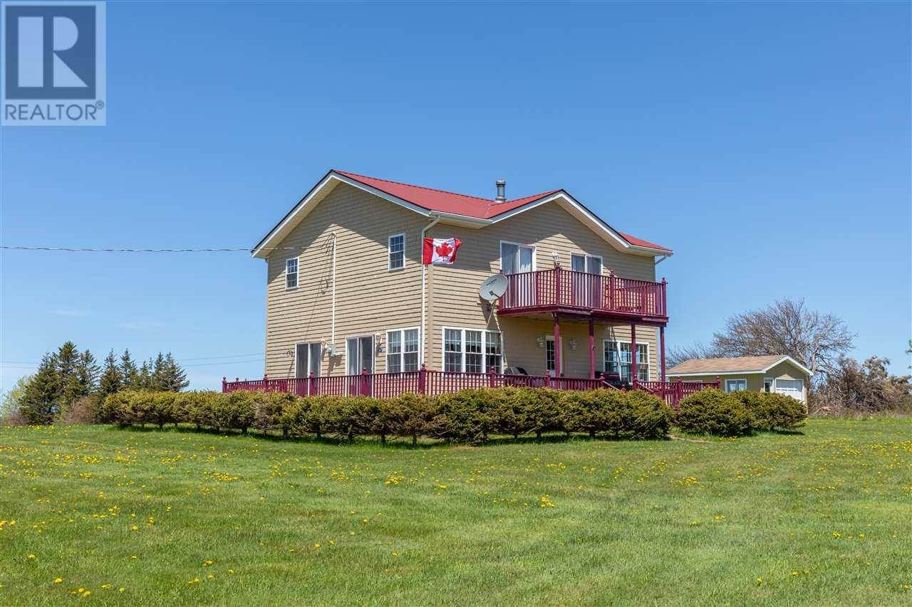 House for sale at 57 Seabreeze Ln Souris West Prince Edward Island - MLS: 201822044