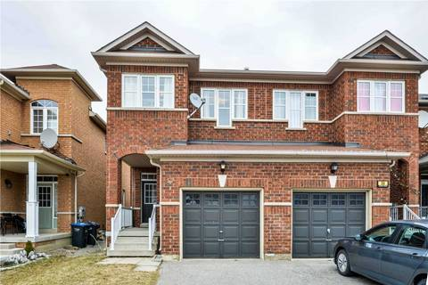 Townhouse for sale at 57 Seahorse Ave Brampton Ontario - MLS: W4721336