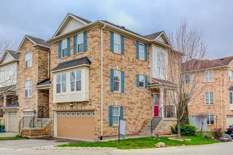 Townhouse for sale at 57 Seed House Ln Halton Hills Ontario - MLS: W4476965