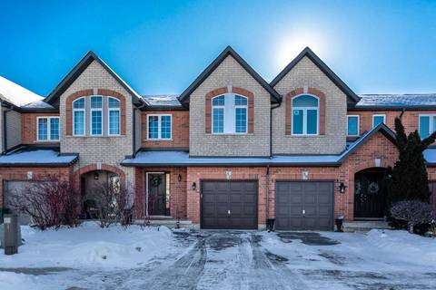 Townhouse for sale at 57 Shadyglen Dr Hamilton Ontario - MLS: X4673898
