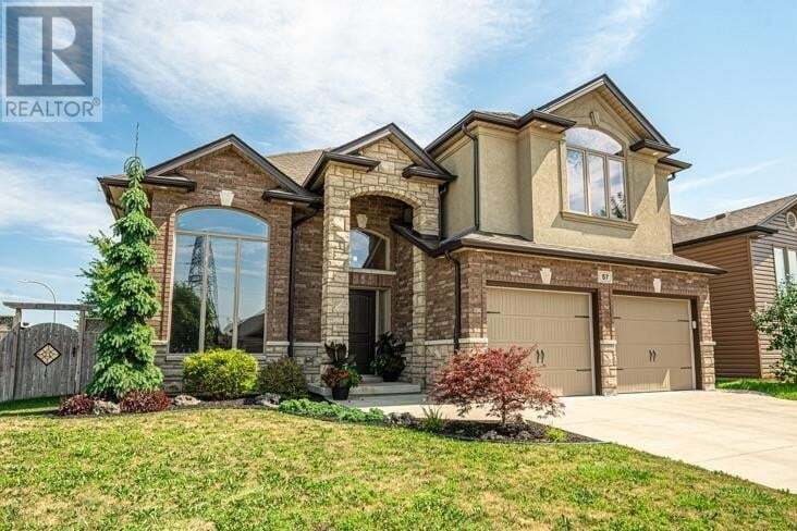 House for sale at 57 Sherwood Ct Chatham Ontario - MLS: 20008622