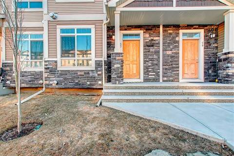 Townhouse for sale at 57 Skyview Ranch Gdns Northeast Calgary Alberta - MLS: C4236149