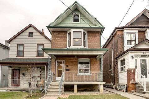 House for sale at 57 Somerset Ave Toronto Ontario - MLS: C4411658