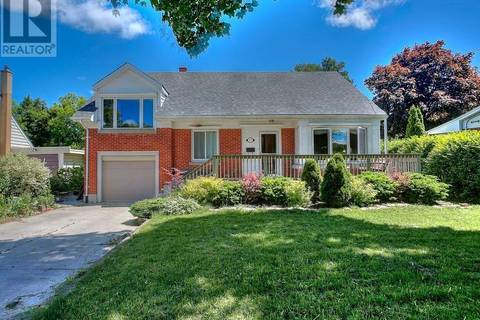 House for sale at 57 Somerset St Stratford Ontario - MLS: 204283