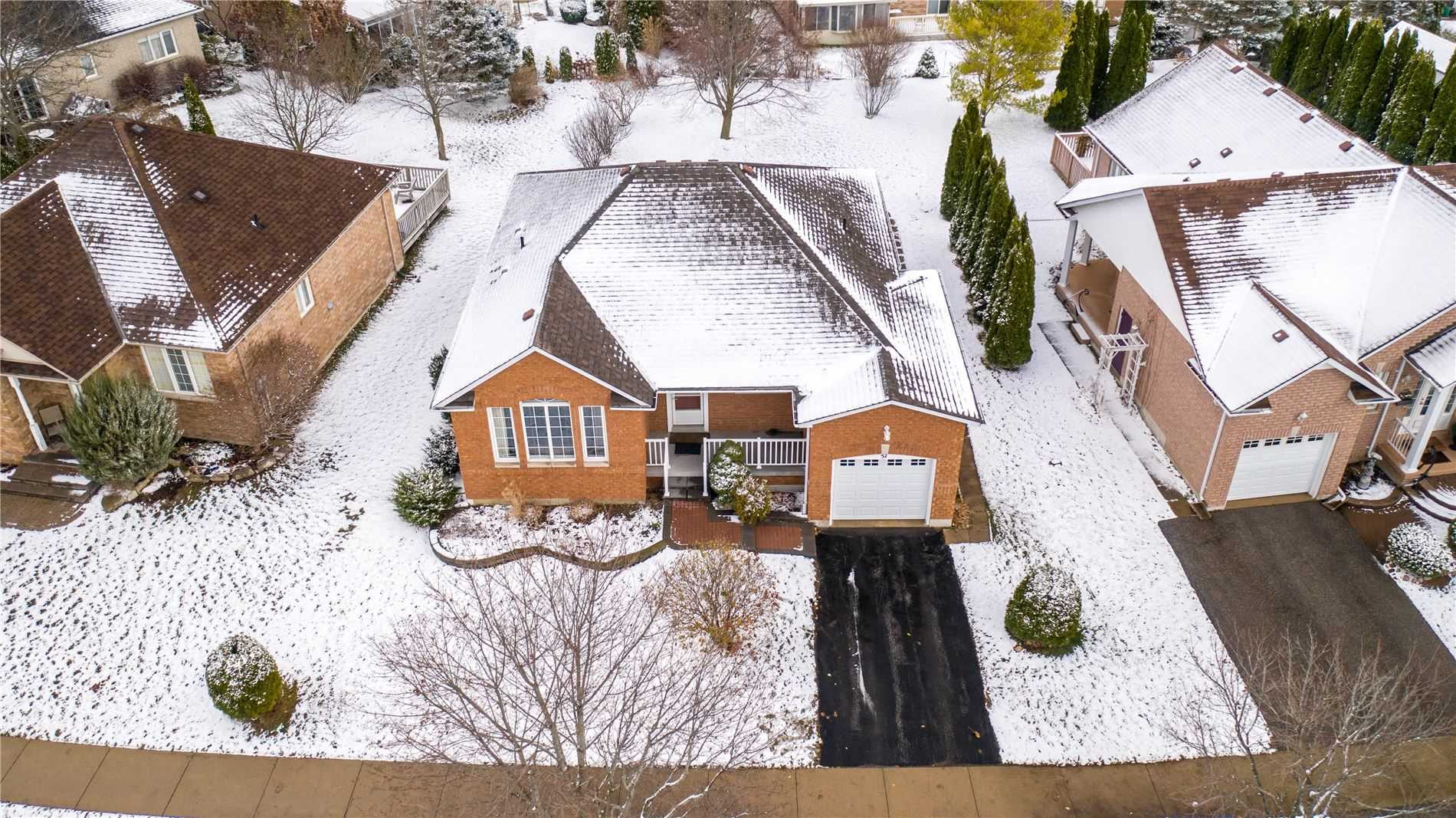 For Sale: 57 South Garden Court, Scugog, ON | 2 Bed, 2 Bath House for $649900.00. See 35 photos!