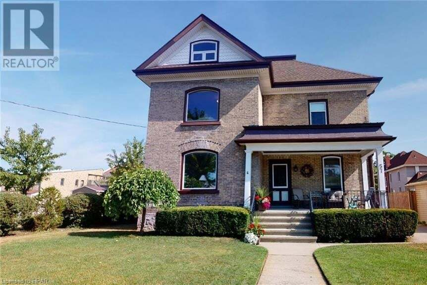 House for sale at 57 St. David St Goderich Ontario - MLS: 30823341