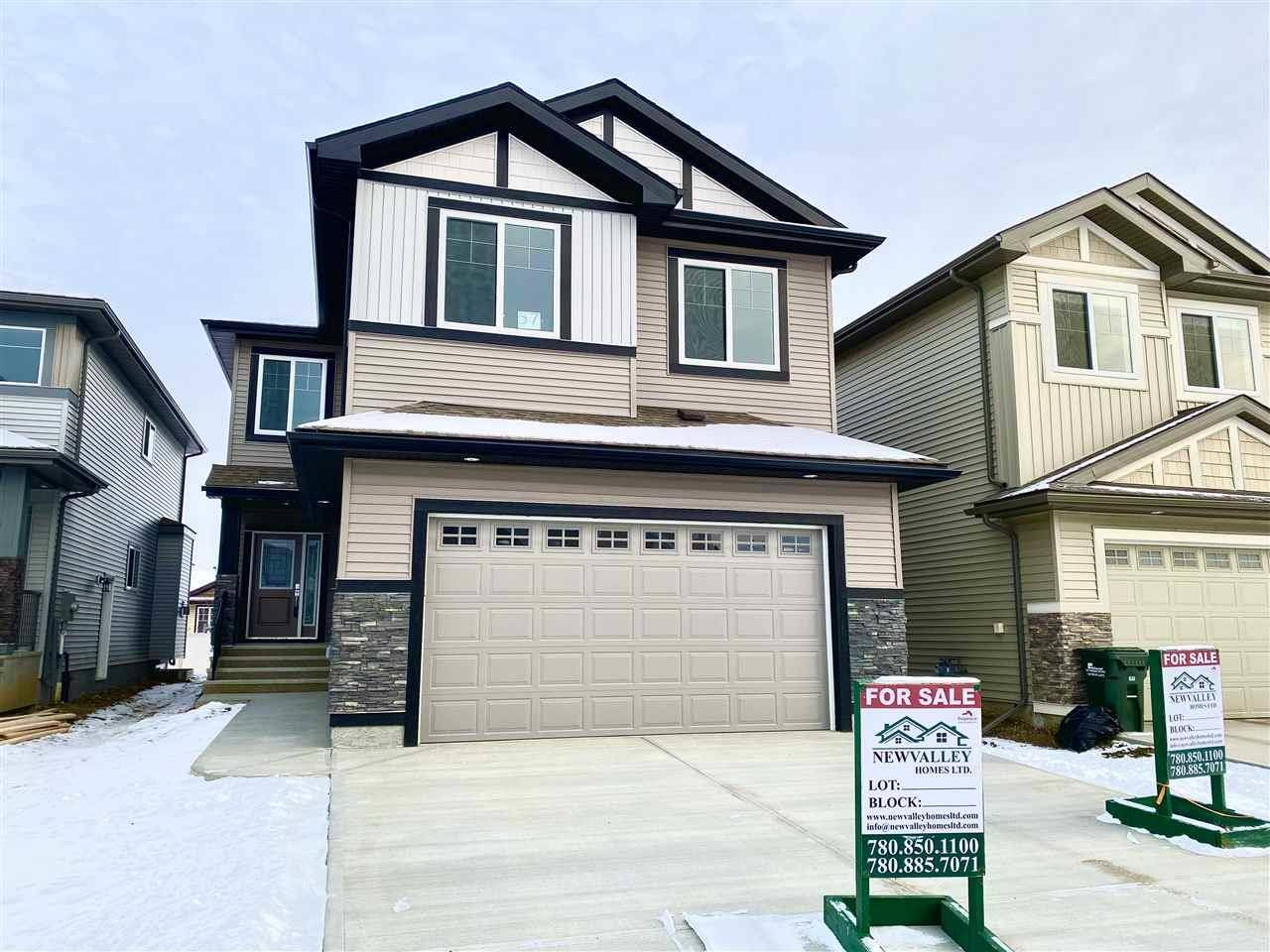 House for sale at 57 Summerstone Ln Sherwood Park Alberta - MLS: E4180090