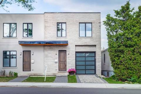Townhouse for sale at 57 Thirtieth St Toronto Ontario - MLS: W4565193