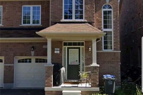 Townhouse for rent at 57 Truro Cir, #upper Home Brampton Ontario - MLS: W4912562