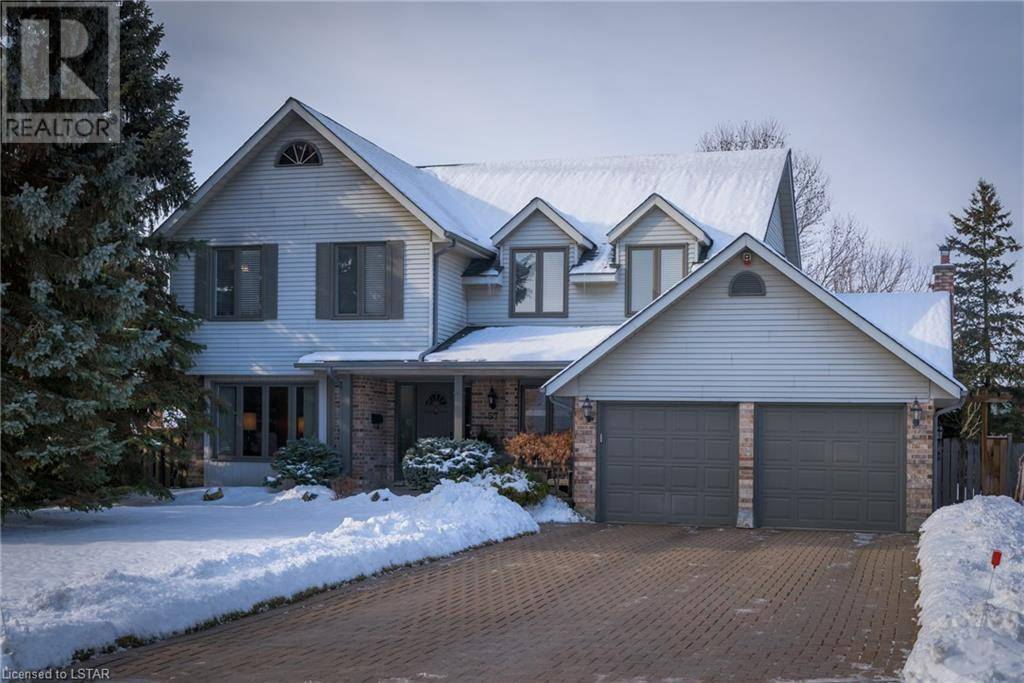 House for sale at 57 Virginia Ct London Ontario - MLS: 244118