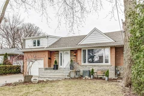 House for sale at 57 Walwyn Ave Toronto Ontario - MLS: W4409391