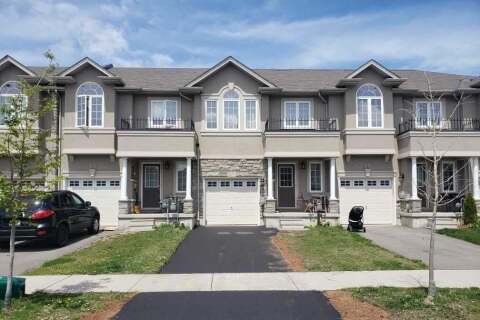 Townhouse for rent at 57 Waterbridge St Hamilton Ontario - MLS: X4769586