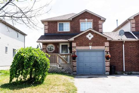 Townhouse for sale at 57 Willow Dr Barrie Ontario - MLS: S4542849