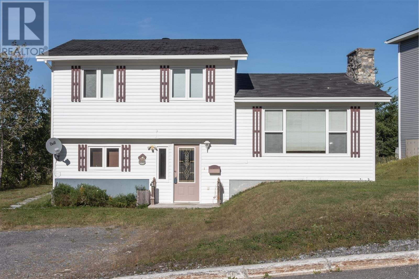 House for sale at 57 Windsor St Corner Brook Newfoundland - MLS: 1218329