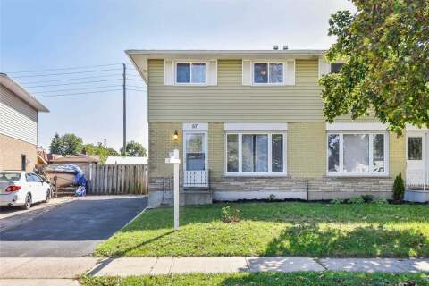 Townhouse for sale at 57 Winter Ave Cambridge Ontario - MLS: X4908913