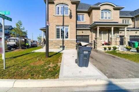Townhouse for sale at 57 Yarmouth St Brampton Ontario - MLS: W4927644