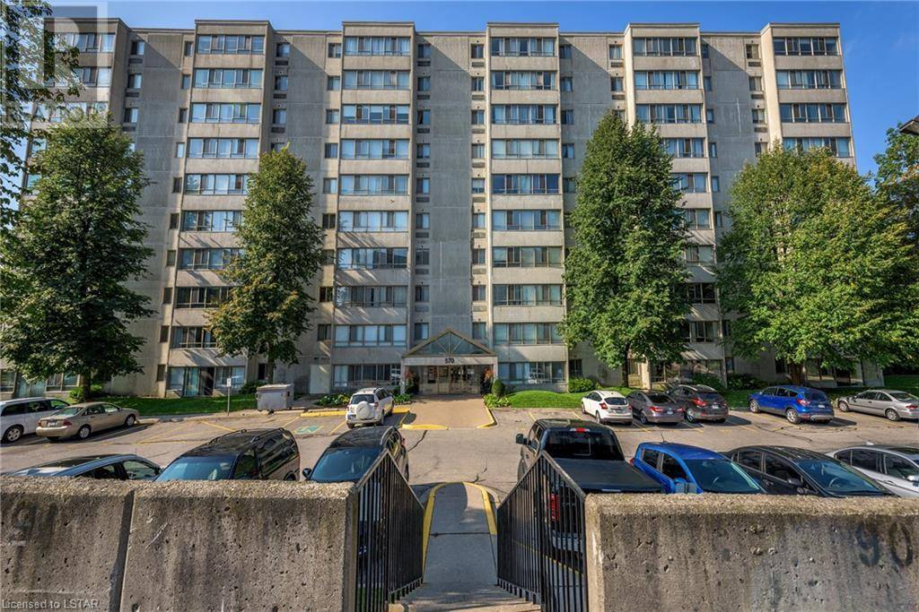 Condo for sale at 908 Proudfoot Ln Unit 570 London Ontario - MLS: 251753