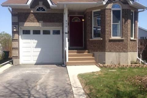 House for sale at 570 Freeman Cres Kingston Ontario - MLS: K19004135