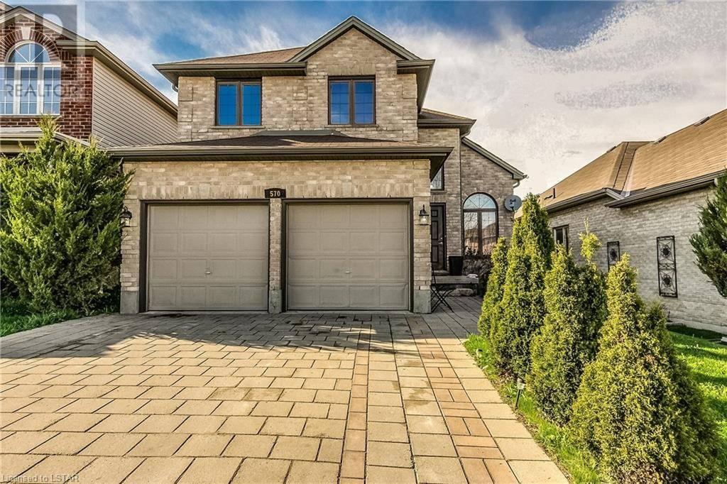 House for sale at 570 Garibaldi Ave London Ontario - MLS: 214282