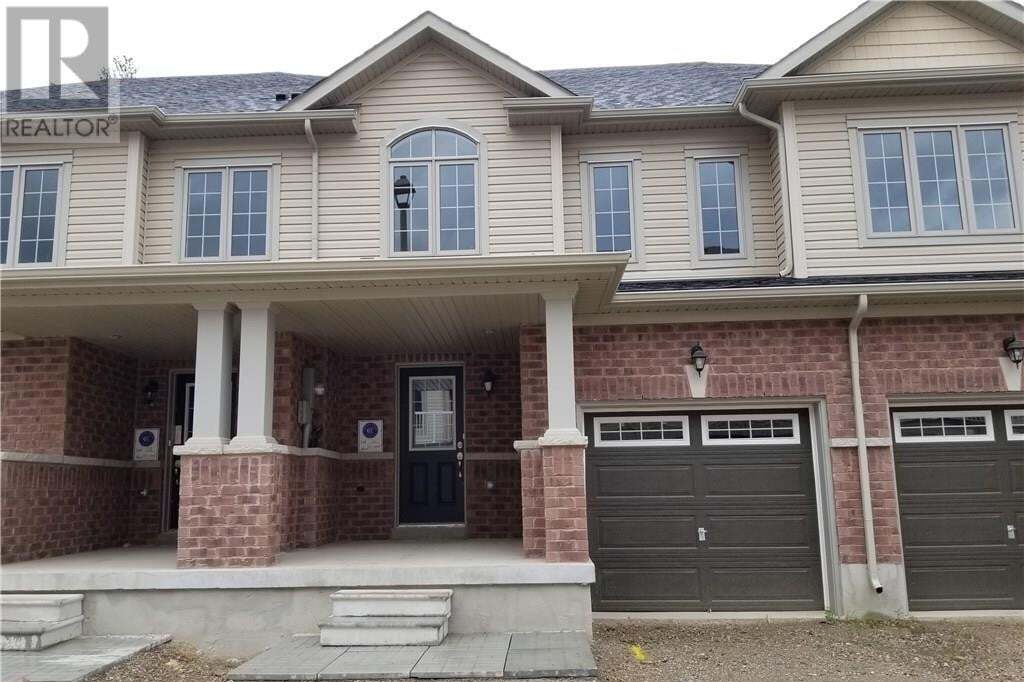 Townhouse for rent at 570 Linden Dr Waterloo Ontario - MLS: 30816302